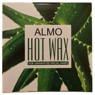 Almo Hot Wax For Unwanted Hair Aloe Vera