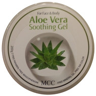 MCC Aloe Vera Soothing Gel For Face & Body 200g