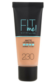 Maybelline Fit Me Matte & Poreless Foundation Natural Buff 230