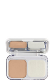 Maybelline White SuperFresh UV Powder Foundation Nude Beige 02 (Open)