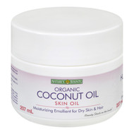 Nature's Bounty Organic Coconut Oil 207ML