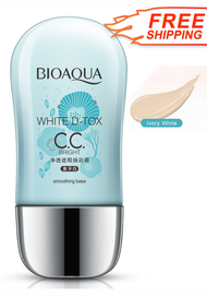 Bioaqua White D-Tox CC Cream Ivory White 30ML best price buy online in Pakistan cosmetics