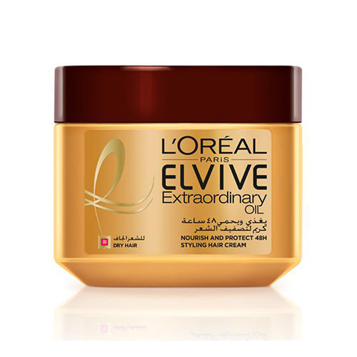L'Oreal Paris 6 Oil Nourish Styling Cream 200ml