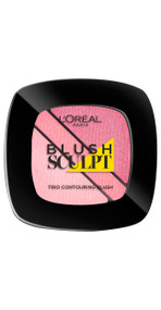 L'oreal Paris Infallible Blush Trio 201 Soft Rosy