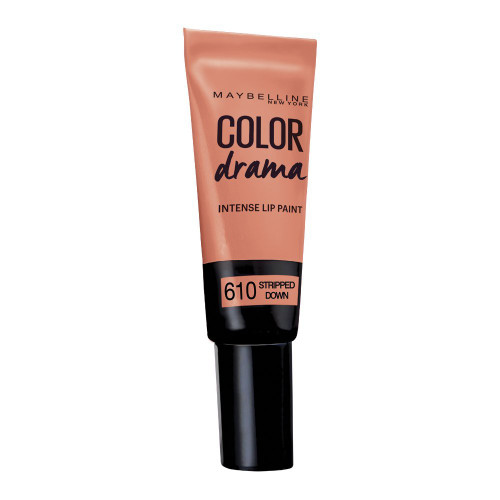 Maybelline Color Drama Intense Lip Paint Stripped Down 610