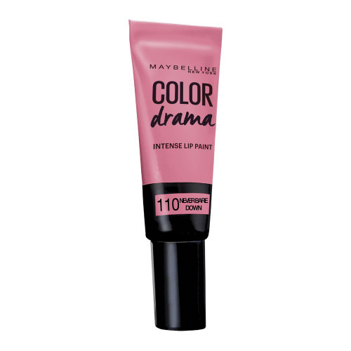 Maybelline Color Drama Intense Lip Paint Never Bare Down 110