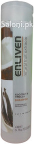 Enliven Coconut & Vanilla Shampoo 400 ML Front