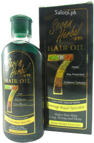 New Seven Herbal Hair Oil 200 ML Front