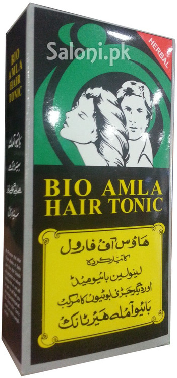 Bio Amla Hair Tonic Front