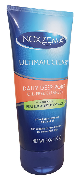 Noxzema Ultimate Clear Daily Deep Pore Cleanser 170g buy online in pakistan