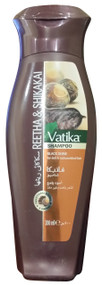 Vatika Reetha & Shikakai Black Shine Shampoo buy online in pakistan