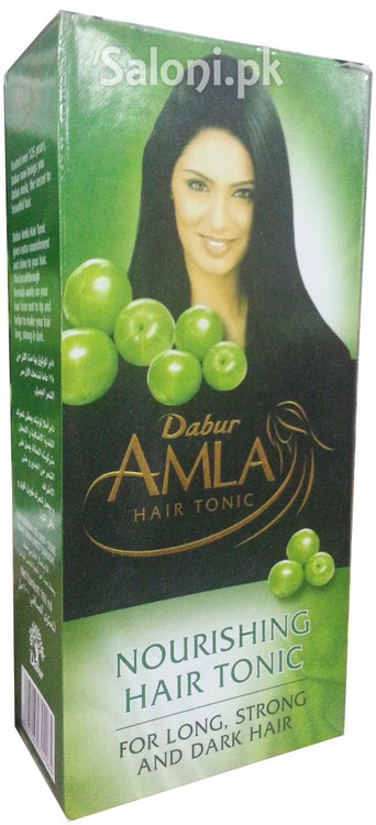 Dabur Amla Hair Tonic 100 ML Front