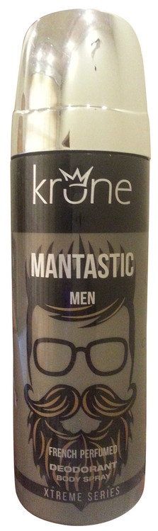 Krone Mantastic Men Deodorant Body Spray 200ML buy online in pakistan