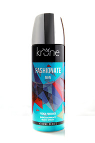 Krone Fashionate Men Deodorant Body Spray 200ML buy online in pakistan best price original products