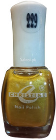 Christine Nail Polish no 229 Front