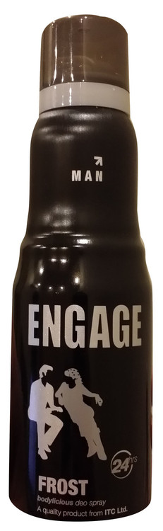 Engage Bodylicious Deo Spray (FROST) 150 ML buy online in pakistan