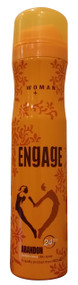 Engage Bodylicious Deo Spray (ABANDON) 150 ML buy online in pakistan