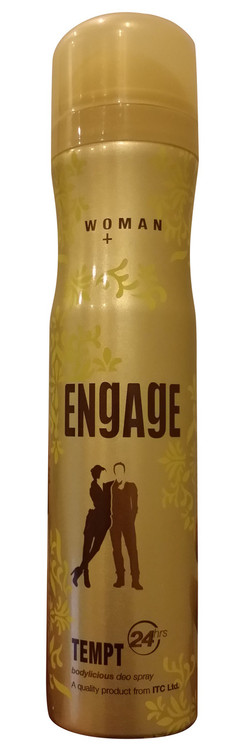 Engage Bodylicious Deo Spray (TEMPT) 150 ML buy online in pakistan