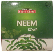Saeed Ghani Herbal Neem Soap 75 Grams buy online in pakistan