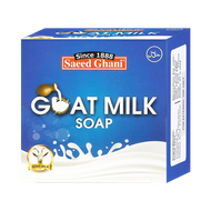 Saeed Ghani Goat Milk Soap 85 Grams.
