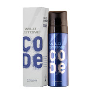 Wild Stone Body Perfume Code Titanium 120ML buy online in pakistan