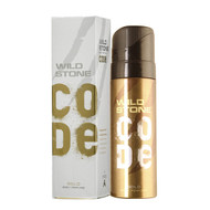 Wild Stone Body Perfume Code Gold 120ML buy online in pakistan