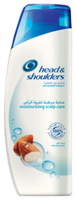 Head & Shoulders Moisturizing Scalp Care Anti-Dandruff Shampoo With Almond Oil buy online in Pakistan best price original products