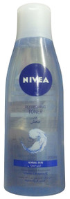Nivea Visage Refreshing Toner Normal to Mixed Skin