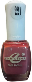Christine Nail Polish no 221 Front