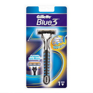 Gillette Blue 3 System Razor 1 Up Best Product