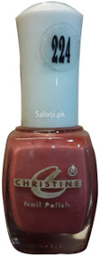 Christine Nail Polish no 224 Front