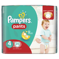 Pampers Pants Jumbo Pack of 52/Size 4/9 - 14 KG Maxi best price