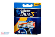 Gillette Blue3 System Carts 6 Buy Online In Pakistan