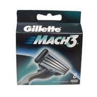Gillette Mach3 Carts 8 Best Price