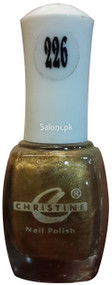 Christine Nail Polish no 226 Front