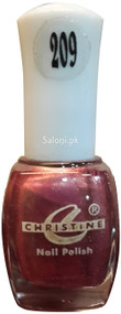 Christine Nail Polish no 209 Front