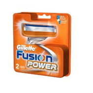 Gillette Fusion Power Carts 2  Buy Online In Pakistan