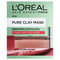 Pure Clay Red Algae Mask Exfoliating & Smoothing Red 50 ML best price