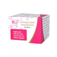 Rivaj UK Whitening Expert Facial Capsule 20 Pieces Best Price