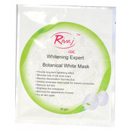 Rivaj UK Whitening Expert Botanical White Mask 30 Grams Original Product