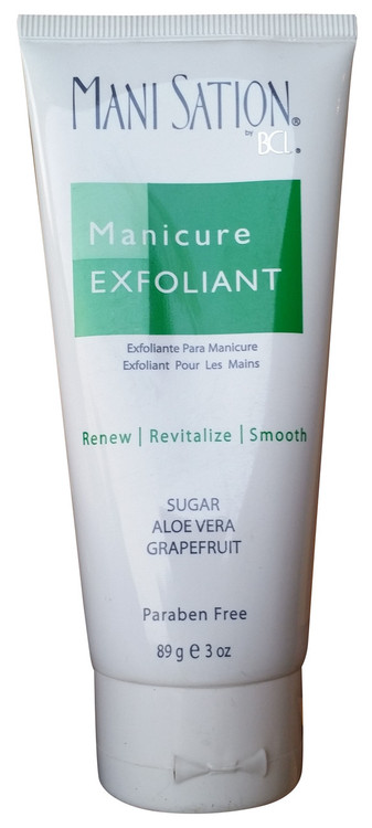 BCL  Mani Sation Manicure Exfoliant Renew Revitalize Smooth 89Grams buy online in pakistan best price