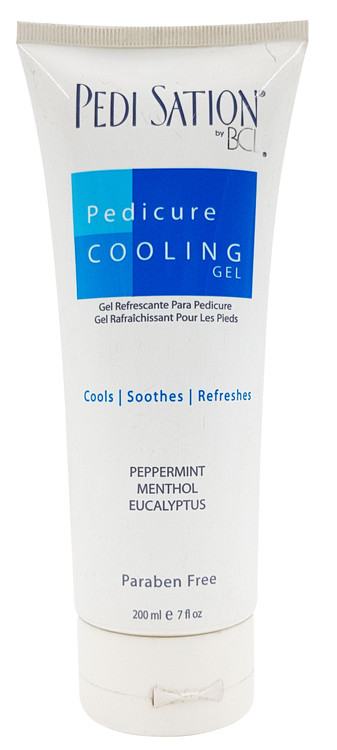 BCL Pedi Sation Pedicure Cooling Gel Cools Soothes Refreshes 200ML buy online in pakistan best price
