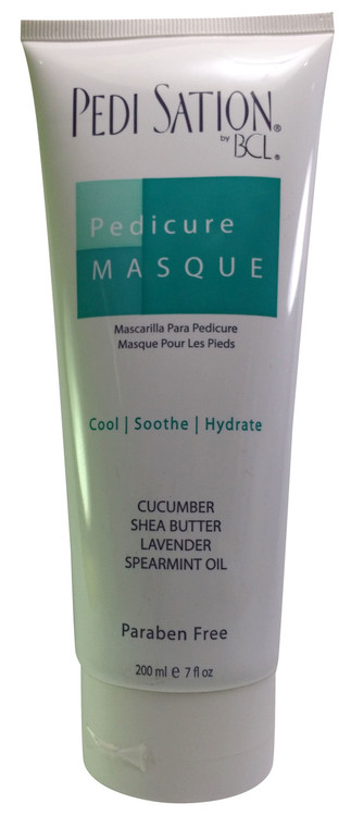 BCL Pedi Sation Pedicure Masque Cool Sooth Hydrate Paraben Free 200 ML buy online in pakistan best price