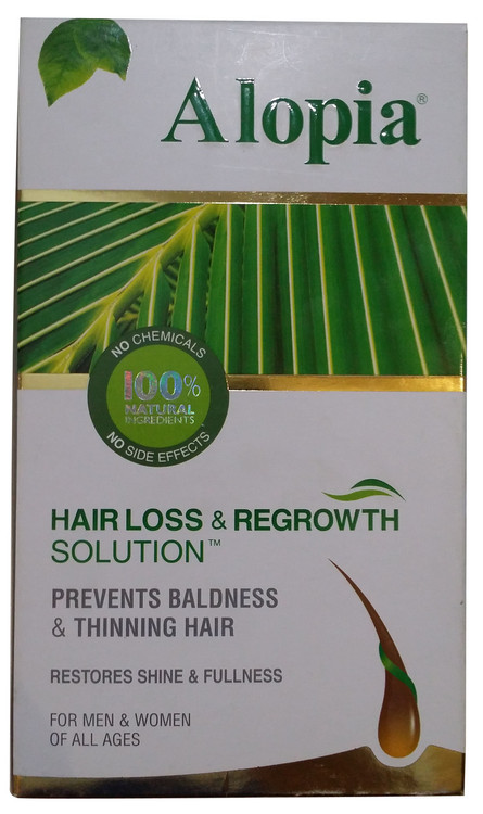 Alopia Hair Loss & Regrowth Solution 80 ML buy online in pakistan