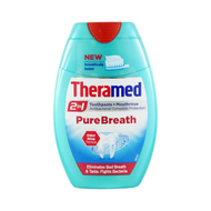 Theramed Pure Breath 2 In 1 Toothpaste Plus Mouthrinse 75 ML best price