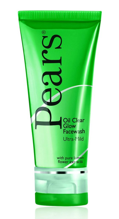 Pears Oil Clear Glow Face Wash Ultra Mild buy online in pakistan best price original products