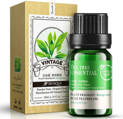 Bioaqua Skin Care Essential Oil Tea Tree 10ML buy online in pakistan best price original products