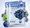 Bioaqua Natural Skin Care Facial Mask BlueBerry buy online in pakistan best price original products