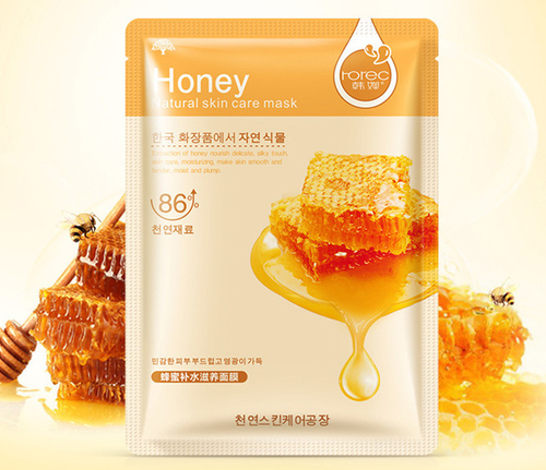 Bioaqua Natural Skin Care Facial Mask Honey  buy online in pakistan best price original products