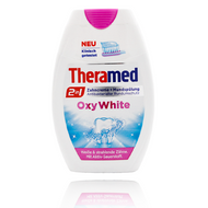 Theramed Toothpaste 2 In 1 Oxy White 75ML buy online in pakistan best price original products